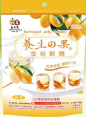45462	KUMQUAT JELLY CANDY	BEAN'S FAMILY 20/180 G