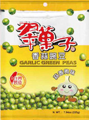 45473	GARLIC GREEN PEAS	TRYGOODZ 20/225 G