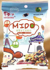 45481	MIDO MIXED NUTS & RICE CRACKER	TRYGOODZ 30/50 G
