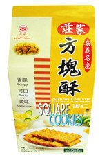 45951	ALL ALMOND COOKIES	CHUANG JIA 12/430 GM