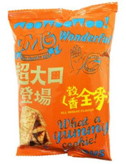 45968	ALL WHEAT FLAVOR COOKIE	CHUANG JIA 24/70G
