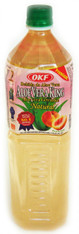 46037	ALOE KING PEACH JUICE	OKF 12/1.5 L