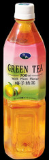 46087GREEN TEA WITH PLUM FLAVORYES 24/700 ML