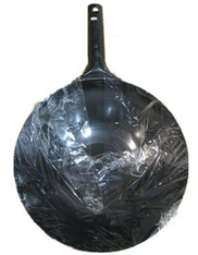 "62048	""CHINESE WOK 16"""" W IRON HANDLE""	HUNSTY 12 PCS"