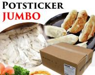 91206PRE COOK PORT POT STICK JUMBOO'TASTY #45616 6/40 OZ