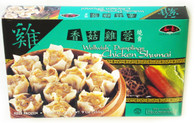 91365	SHUMAI CHICKEN	WELL WISH 20/15 PC (9 OZ)