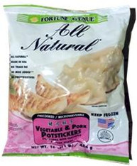 91446	ALL NATURAL VEG & PORK P-C	FORTUNE AVE #261 12/16 OZ