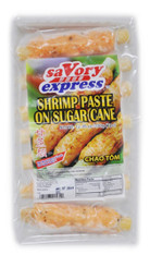 91534	SHRIMP PASTE ON SUGAR CANE	SAVORY EXPRESS 20/7PCS/50G