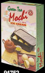 91752	ICE CREAM MOJI GREEN TEA	SWEETY 12/6 PC