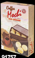 91757	ICE CREAM MOJI COFFEE FLV	SWEETY 12/6 PC