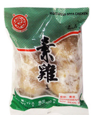 92182	VEGETARIAN SOYA CHICKEN	DRAGON 30/17.5 OZ