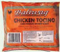 93100	TOCINO CHICKEN	BALIWAG 20/12 OZ