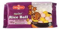 91299 MINI RICE BALL S.POTATO & TARO  SPRING HOME 24/180G