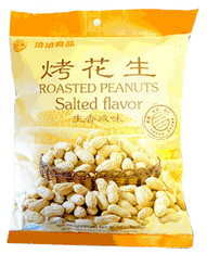 43641 ROASTED PEANUTS SALTED FLV. CHACHA 30/300G