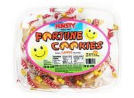 43269 FORTUNE COOKIES RETAIL SIZE HUNSTY 30/15PCS