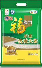 02061 PREM. CHINESE N.E. SHORT GRAIN RICE  FU LIN MEN   4 / 5KG