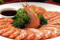 91345 Whole Cooked Shrimp C.P. 20 / 16oz