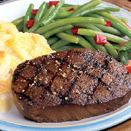 USDA Choice Beef Top Sirloin Center Cut Steaks - 6 oz