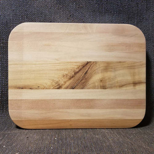 Maple and Sycamore Cutting Board MAP01