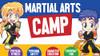 *NEW!! Kickin' Martial Arts/Karate Camp Vinyl Banner V1