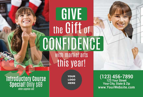 **NEW* Give the Gift of Confidence for the Holidays 17