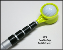 """JB'S"" Double-Cup 18' Ball Retriever"