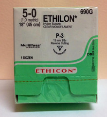 Ethicon 690G ETHILON Suture