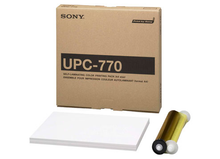 Sony UPC770 Self Laminating Color Printing Pack