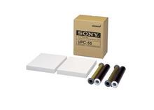 Sony UPC55 A5 Color Print Pack UPC-55