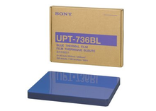 Sony UPT736BL Blue Thermal Transparency Film