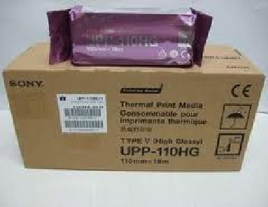 Sony UPP-110HG High Glossy Black & White Media