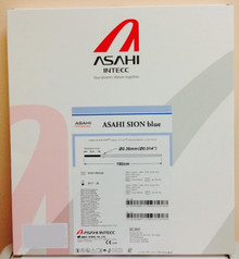 ASAHI SION Blue AHW14R004S PTCA Guidewire Box of 5