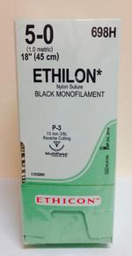 Ethicon, 698H, ETHILON, Suture