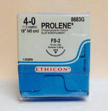 Ethicon, 8683G, PROLENE, Suture
