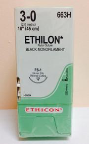 Ethicon 663H ETHILON Suture
