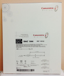 90162 Concentric DAC 044 Catheter 4.3F, 0.044in x 136cm, Box of 1