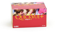 00354 Liquid Control Set Quickvue In-Line® Strep A Positive, Negative 12 Swabs