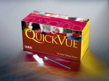 00347 QuickVue In-Line Strep A Swab Pack. Price per box