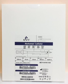 FA-55150-1030 EV3 Marksman Micro Catheter Outer Diameter Distal/Proximal 2.8F/3.2F, ID  0.027 in,  150cm 10cm, Distal Flexible Length