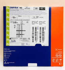 Cordis 75R15300N EMPIRA ™ NC RX PTCA Post-Dilatation Catheter  3.00mm x 15mm