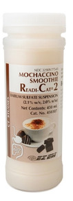 450307 EZEM Mocha Flavor Smoothie Readi-Cat ® 2 CT Oral Contrast Agent Barium Sulfate 2.1% Oral Administration Suspension Bottle 450mL, Case of 2