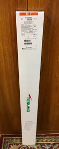 "Terumo PINNACLE® Destination RSC02 Carotid Guiding sheath 7F ,  90cm,  Hydrophilic Coating Length 15cm, .038"" / (0.97mm), Tuohy-Borst, Straight"