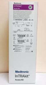 Medtronic INT5F07B1 InTRAKit ™ Access Kit 5F, 7cm, 20 G, IV Catheter, Stainless steel, 45cm. Box of 5