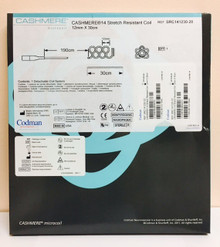 Codman SRC141230-20 Cashmere 14 Stretch Resistant Coil 12mm x 30cm