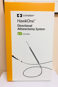 ATHERECTOMY H1-S 6F HawkOne LX | Extended Tip H1-S, Vessel Diameter 2mm to 4mm,  6Fr. Sheath Compatibility, 2.2mm Crossing Profile,  151cm Working Length, 145c