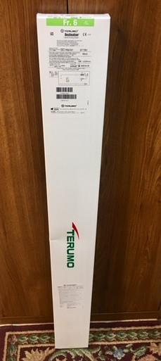 Terumo RSC01 PINNACLE DESTINATION® Guiding Sheath 6Fr, 90cm x15cm, Tuohy-Borst, Straight