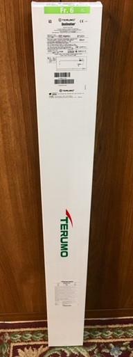 Terumo RSP01 PINNACLE DESTINATION Guiding Sheath 6Fr, P01, 65cm x 35cm