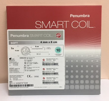 Penumbra 400SMTSFT0408 SMART COIL Extra Soft 4mm x 8cm