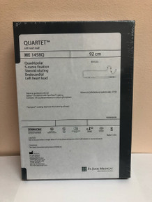 St. Jude 1458Q QUARTET™ Left-heart lead, 92cm, Traditional S, Optim™,