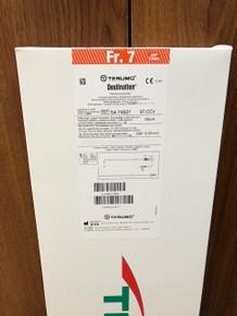 Terumo 54-74501 PINNACLE® DESTINATION® Guiding Sheath 7Fr, 45cm x 35cm, Cross-Cut, Straight